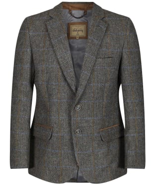 Men's Dubarry Rockville Tweed Jacket - Woodbine