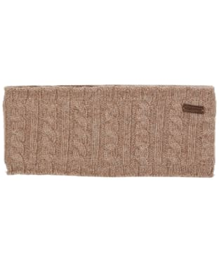 Women's Dubarry Fossa Knitted Headband - Stone