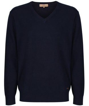 Men's Dubarry Lynch V-neck Sweater - Navy