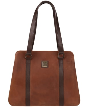 Dubarry Kinsale Shoulder Bag - Chestnut