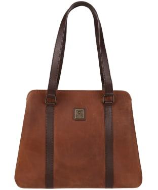 Dubarry Kinsale Shoulder Bag - Chestnut