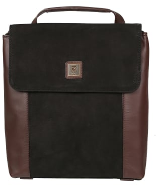 Women's Dubarry Dingle Cross Body Bag - Black / Brown