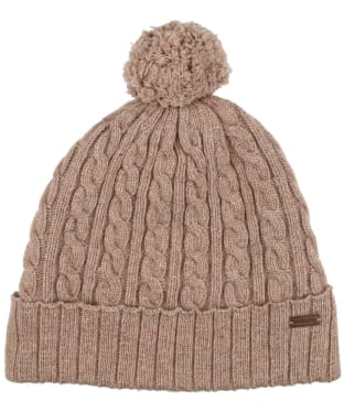 Women's Dubarry Schull Knitted Hat - Stone