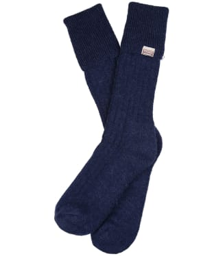 Dubarry Holycross Alpaca Socks - Navy