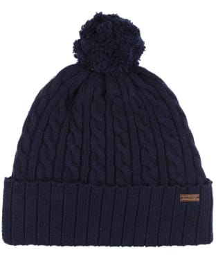 Women's Dubarry Schull Knitted Hat - Navy