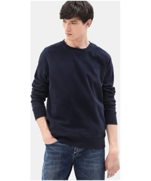 Men's Timberland Exeter River Basic Crew Sweater - Dark Navy