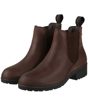 Women's Dubarry Waterford Chelsea Boot - Old Rum