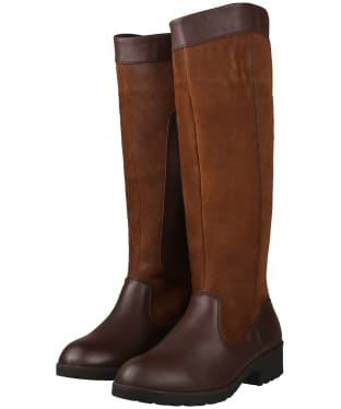 Women's Dubarry Clare Boots - Walnut