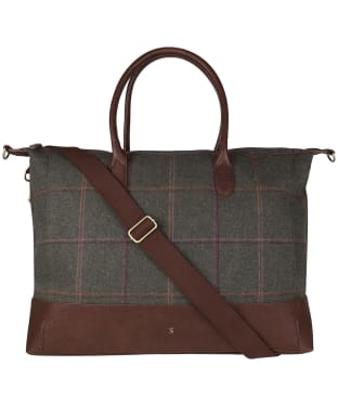 Women's Joules Paddington Tweed Holdall Bag