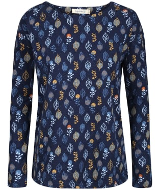 Women's Lily & Me Day Off Tee - Navy