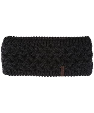Women's Schoffel Headband - Black