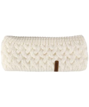 Women's Schoffel Headband - White