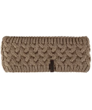 Women's Schoffel Headband - Caribou