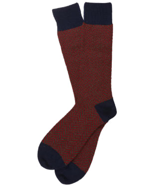 Men's Schoffel Halkirk Socks - Navy