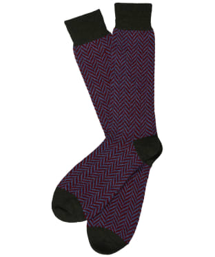 Men's Schoffel Halkirk Socks - Forest