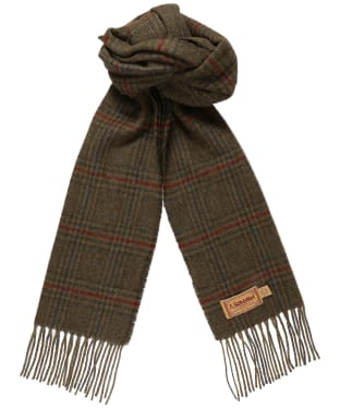 Schoffel House Tweed Scarf - Buckingham Tweed