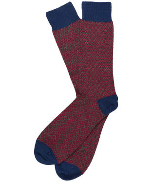 Men's Schoffel Helmsdale Socks - Denim