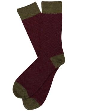 Men's Schoffel Helmsdale Socks - Moss