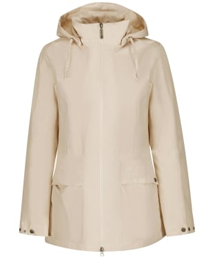 Women's Schoffel Hazelwood Packaway Waterproof Coat - Stone