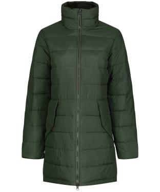 Women's Didriksons Hildur Jacket - Spruce Green