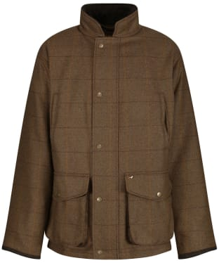 Men's Laksen Firle Tweed Chatsworth Coat