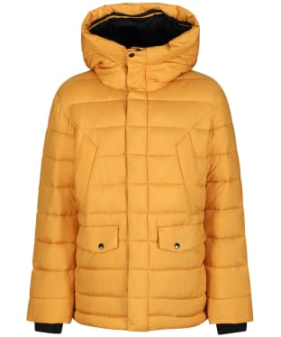 Men's Didriksons Urban Jacket - Yellow Ochre