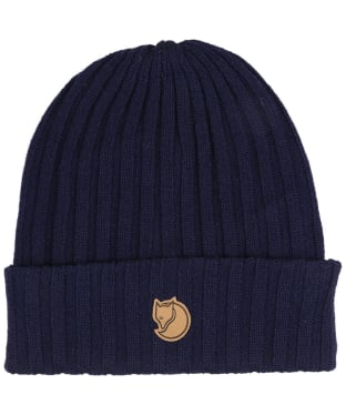 Men's Fjallraven Byron Hat - Dark Navy
