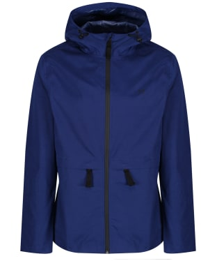 Men's Crew Clothing Woodwell Waterproof Jacket - Blue / Indigo