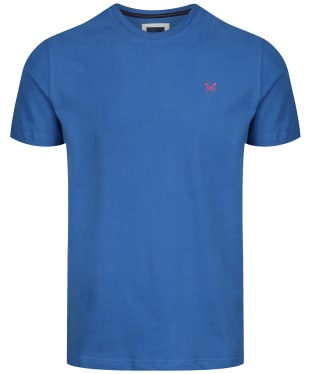 Men's Crew Clothing Classic Tee - Lupin Blue Marl