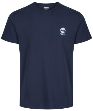 Men's Timberland SS Working Ad Inspired Tee - Dark Navy