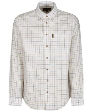 Men's Musto Classic Button Down Check Shirt - PCF Tattersall Check