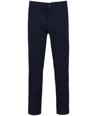 Men's Alan Paine Bamforth Chino Trousers 34 Leg - Navy