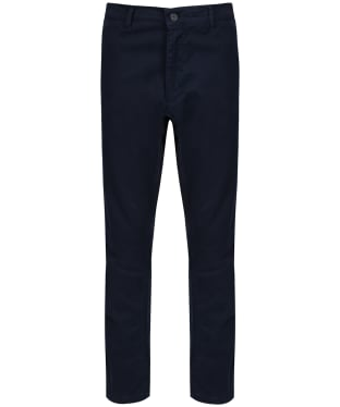 Men's Alan Paine Bamforth Chino Trousers 32 Leg - Navy