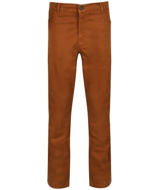 Men's Alan Paine Cheltham Chino Jeans 34 Leg - Tobacco