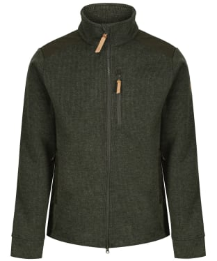 Men's Fjallraven Singi Fleece Jacket - Deep Forest