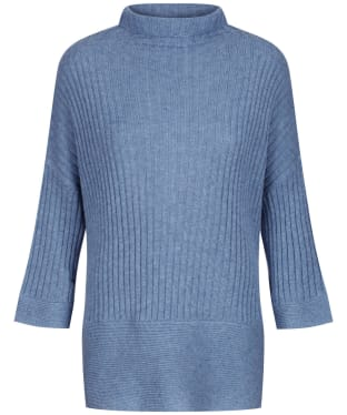 Women's Schoffel Merino Loose Fit Jumper - Seagrass