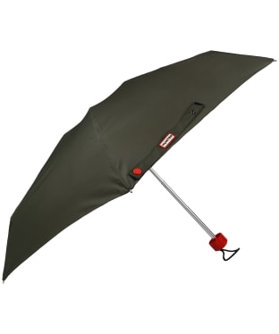 Hunter Original Mini Compact Umbrella - Dark Olive