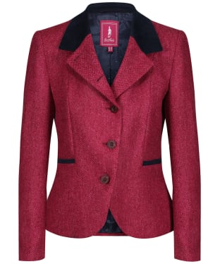Women's Jack Murphy Sasha Tweed Jacket - Winter Pink