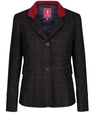 Women's Jack Murphy Donna Tweed Blazer - Primary Green