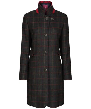 Women's Jack Murphy Pamela Tweed Coat