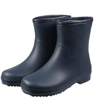 Women's Seasalt Storm Chaser Wellies - Fathom