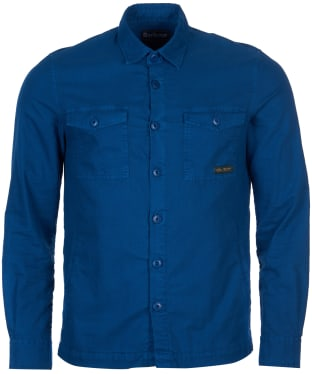 Men's Barbour Ben Fogle Dyed Overshirt