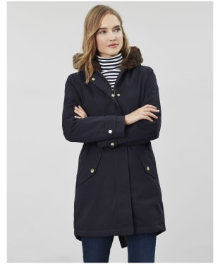 Women's Joules Piper Parka Jacket
