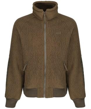 Men's Filson Sherpa Fleece Jacket - Marsh Olive