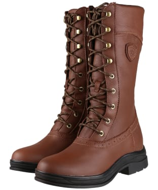 Women's Ariat Wythburn H2O Boots - Brick