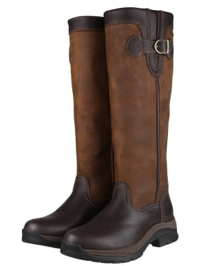 Women's Ariat Belford GORE-TEX Waterproof Boots - Ebony
