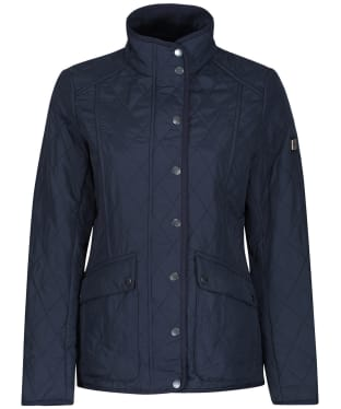Women's Dubarry Bettystown Quilted Jacket - Navy