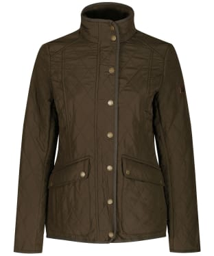 Women's Dubarry Bettystown Quilted Jacket - Olive