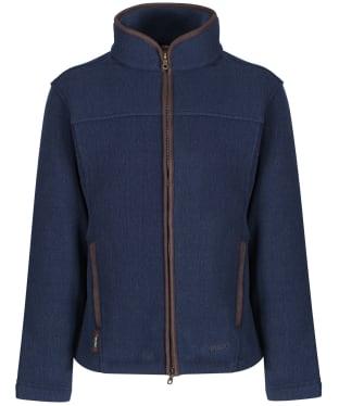Men's Musto Melford Fleece Jacket - Mid Navy