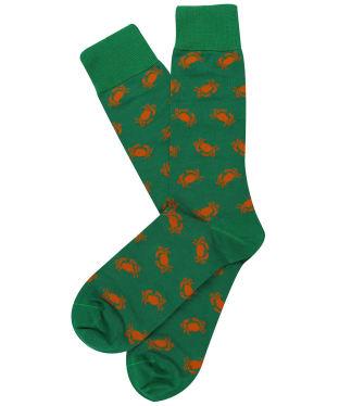 Men's Barbour Crab Socks